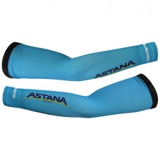 2017 Astana Blue Cycling Arm Warmer