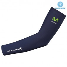 2017 Team Movistar Thermal Cycling Arm Warmer