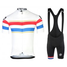 2017 Asos Netherlands Country Team Cycling Jersey And Bib Shorts Set