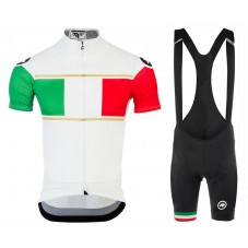 2017 Asos Italy Country Team Cycling Jersey And Bib Shorts Set