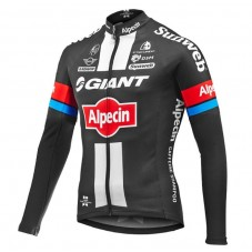 2016 Team Giant-Alpecin Cycling Long Sleeve Jersey