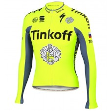 2016 Tinkoff Race Team Cycling Long Sleeve Jersey