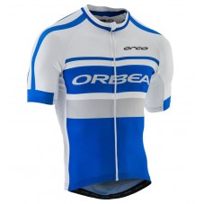 2016 Orbea Club Style Blue-White Cycling Jersey