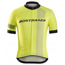 2016 Bontrager Specter Yellow Cycling Jersey