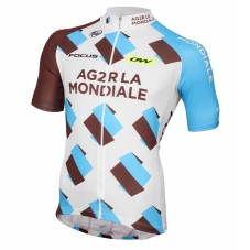 2016 Team Ag2r Cycling Jersey
