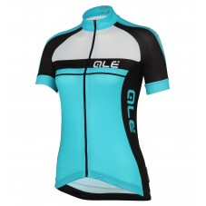 2016 Ale Plus Women Blue Cycling Jersey