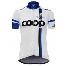 2017 Team Coop White Cycling Jerseys