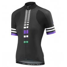 2017 Liv Zebra Women's Black Cycling Jerseys