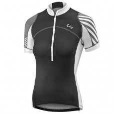 2017 Liv Pro Women's Black-White Cycling Jerseys