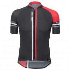 2017 Santini Airform 2.0 Black-Red Cycling Jerseys