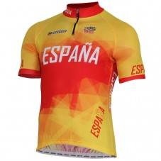 2017 Spanish Country Team Cycling Jersey