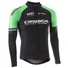 2017 Orbea Factory Team Long Sleeve Cycling Jersey