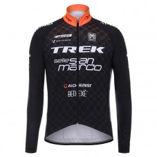 2017 Trek Selle San Marco Long Sleeve Cycling Jersey