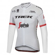 2017 Trek Segafredo Tour de France Long Sleeve Cycling Jersey