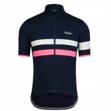 2017 Rapha Brevet Blue-Pink Cycling Jersey