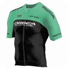 2018 Orbea Factroy Team Green Cycling Jersey