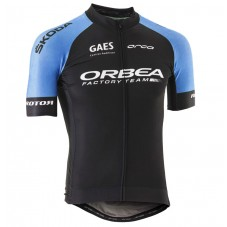 2018 Orbea Factroy Team Blue Cycling Jersey