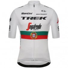 2018 Trek Factory Team Portugal Champion Cycling Jersey