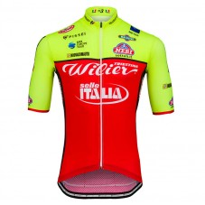 2018 Wilier Triestina Selle Italia Cycling Jersey