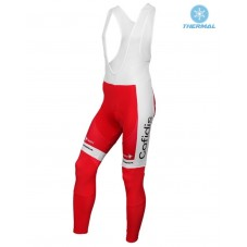 2016 Cofidis Team Thermal Long Cycling Bib Pants