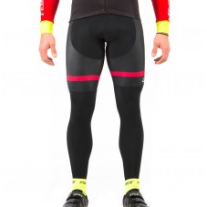 2017 Wilier Pro Team Red-Black Cycling Bib Pants