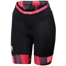 2017 Sportful Primavera Women's Red Cycling Shorts