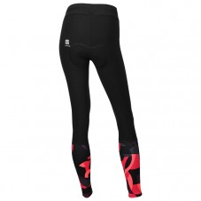 2017 Sportful Primavera Red Women Cycling Pants