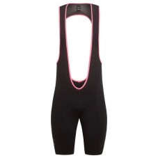 2019 Rapha RCC Black-Pink Cycling Bib Shorts