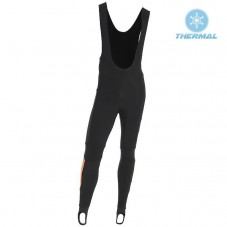 2019 Nederland Country Team Thermal Cycling Bib Pants