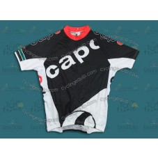 2011 CAPO Black Cycling Jersey