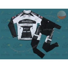 Kuota Thermal Cycling Long Sleeve Jersey And Pants Set