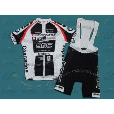 BMC Cycling Jersey And Bib Shorts Set