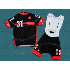 Castelli 3T Cycling Jersey And Bib Shorts Set