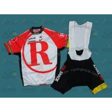 RadioShack 2011 Champion Cycling Jersey And Bib Shorts Set