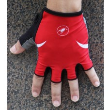 2016 Castelli Arenberg Red Cycling Gloves