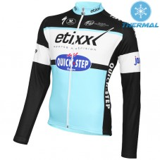 2015 Etixx-Quick Step Thermal Cycling Long Sleeve Jersey