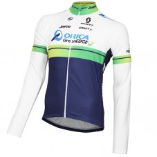 2015 Orica GreenEdge Cycling Long Sleeve Jersey