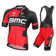 2015 Bmc Racing Team Cycling Jersey And Bib Shorts Set