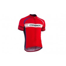 2015 Orbea Red Stripe Cycling Jersey