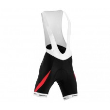 2015 Orbea Red Stripe Cycling Bib Shorts