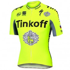 2016 Tinkoff Race Team Cycling Jersey