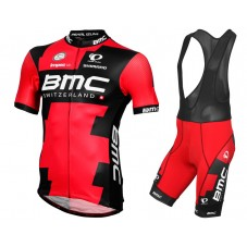 2016 BMC Racing Team Pro LTD Cycling Jersey And Bib Shorts Set