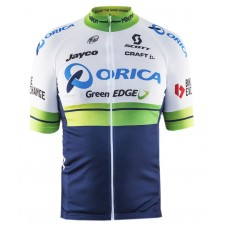 2016 Orica GreenEDGE Cycling Jersey