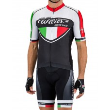 2016 Wilier Squadra Corse Cycling Jersey And Bib Shorts Set