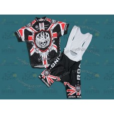 Rock Racing London Cycling Jersey And Bib Shorts Set