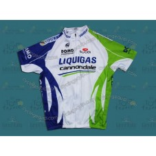 Liquigas 2011 Cycling Jersey