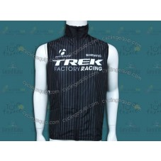 2014 Trek Factory Racing Cycling Wind Vest
