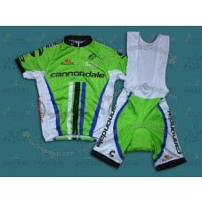 2014 Cannondale Factory Team  Cycling Jersey And Bib Shorts Set