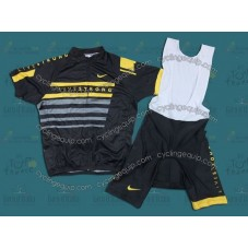 2013 LiveStrong Team Cycling Jersey and Bib Shorts Set