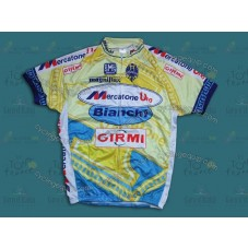 Team Mercatone Uno 1998   Cycling Jersey